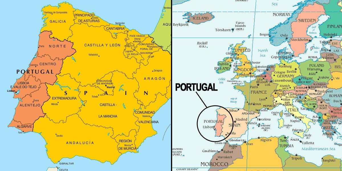 le-portugal