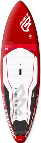 fanatic prowave 8'4 outline