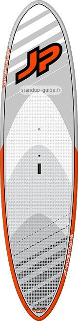 jp-australia longboard 10'0 outline