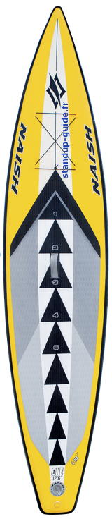naish air one 12'6 outline