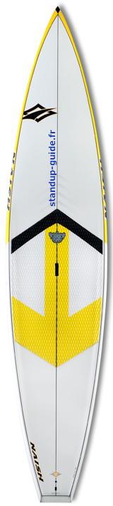naish glide 12'6 outline