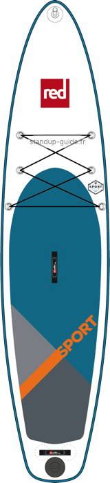 red-paddle-co sport 11'3 outline