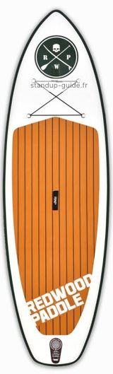 redwood-paddle air 9'6 outline