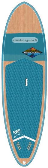 redwood-paddle phenix 9'0 outline