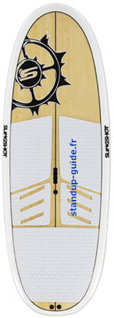 slingshot space pickle 7'6 outline