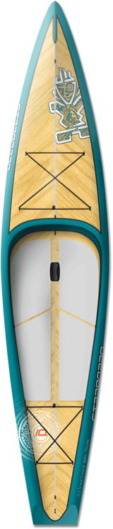 starboard elite touring 12'6 outline