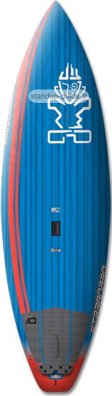 starboard pro 7'1 outline