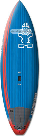 starboard pro 7'4 outline