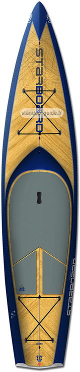 starboard touring 11'6 outline