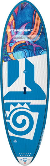 starboard pocket rocket 8'5 outline
