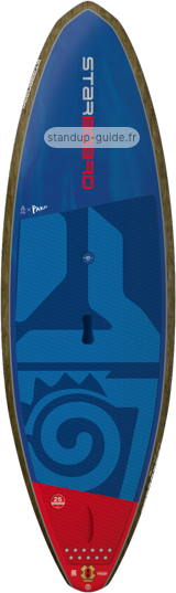 starboard pro 7'5 outline
