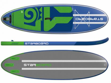 Test SUP starboard astro converse 9'0 video, prix